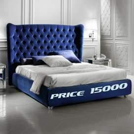 A brand king size bed 6 by 6
