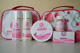 Paket Bodi Whitening DRWSkincare Pemutih Badan DRW Skincare