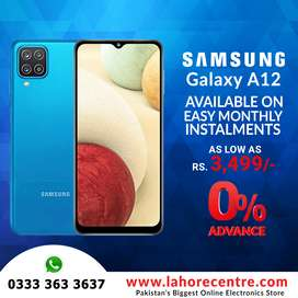 Samsung Galaxy A12 Best Offer in Lahore