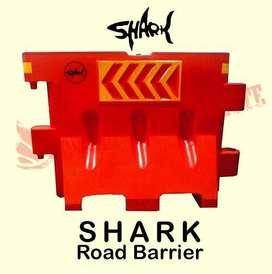 Road Barrier / Pembatas Jalan Shark