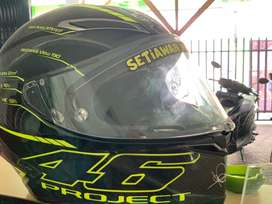 HELM AGV PISTA GPR 46 project 3.0 SIZE M