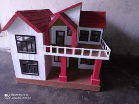 Sailing Toy house