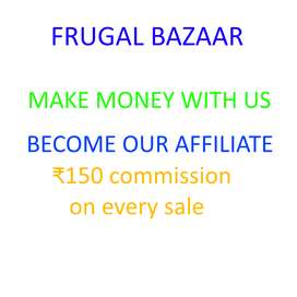 Work Anywhere | Become our affiliate