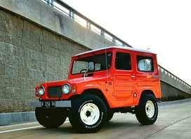 Daihatsu Taft F10 tahun 1977 gen 1