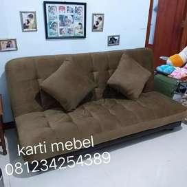 Sofa bed 2in1 elegan