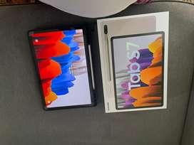 Samsung tab S7 Like new tanpa cacat