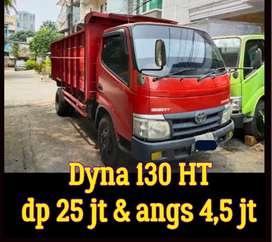 (130 HT) Dp 25 juta