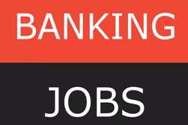 50 bulk hiring in top banks call us now
