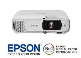 Epson EH-TW650 Full HD 1080p projector (NEW)