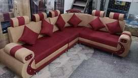 L shape sofa wholesaler retailer