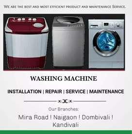Washing Machine Repair ! Service ! Installation