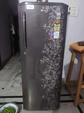 LG 270 litres single door refrigerator