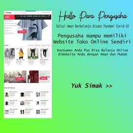 Aplikasi Toko Online Dengan Fitur Super Lengkap