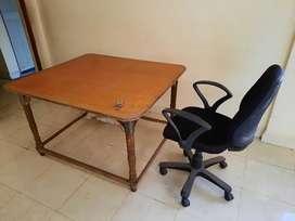 Table & Office Executive Chair