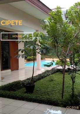 Hot deal, Rumah di Cipete - Jakarta Selatan