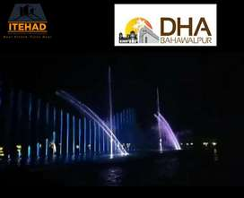 Plot of size 10 Marla located in DHA Bahawalpur in sector E is 4 sale