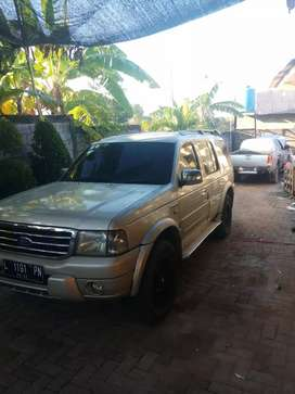 Ford everest matic