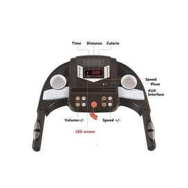 Healthgenie 3911M 1HP (2.5HP Peak) Motorized Treadmill