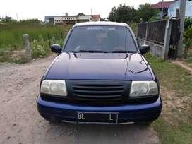 Suzuki Escudo 1.6 Tahun 2004 Body Mulus Mesin Oke - Banda Aceh #IRone