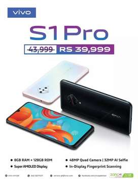 (Pin Pack With Gift)S1 Pro 8/128 Best Cell Phone