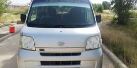 P&D for Rent available Hijet.