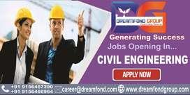 Senior Civil hiring job in pune