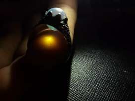 Silver Ring With Gorgious Stone
