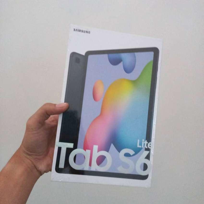 Samsung Galaxy Tab S6 Lite 4/128GB Offord Gray BNIB SEIN Ready Stok Ya