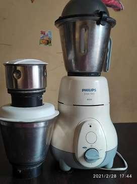 Philips silent Mixer