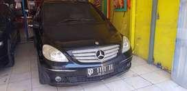 Mercedes benz new B 170. Super mewah mulus.jual miring butuh dana cash