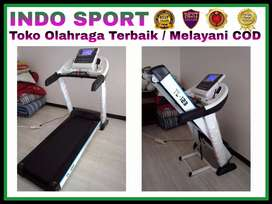 Super Sale - Treadmill Elektrik TL 123 Besar