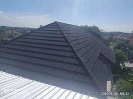 Baja ringan atap terpasang murah