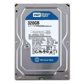 320 GB Desktop Hard Disk @ Just Rs 750 Only...