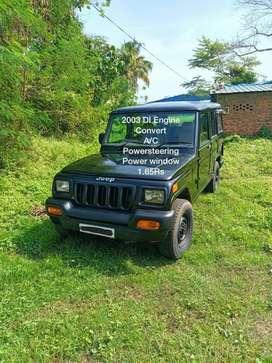 Mahindra Bolero 2001-2010 DI, 2003, Diesel