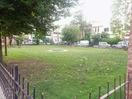 House for sale Park and masjid view
