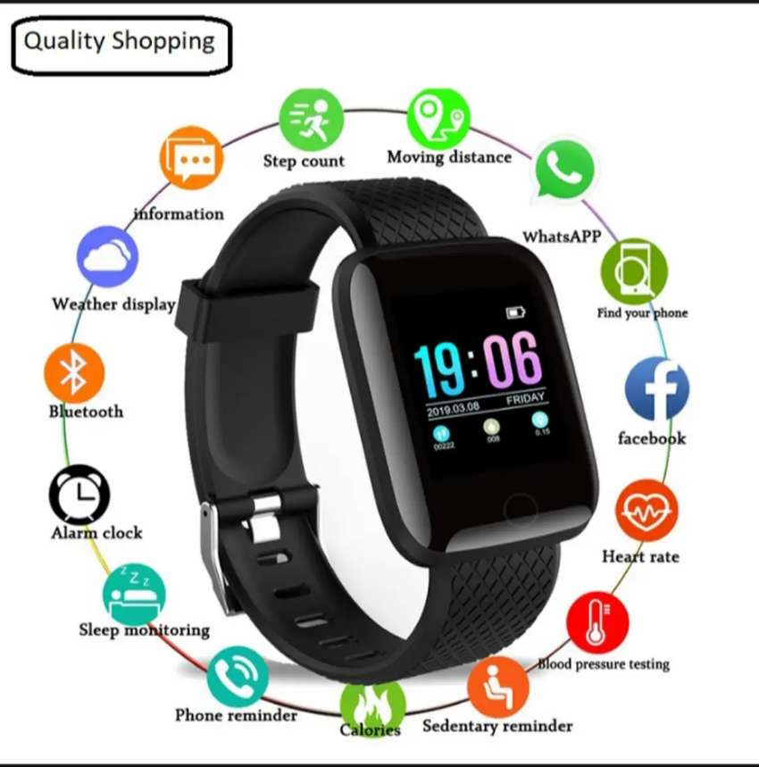 100% original smart watch bluetooth mp3