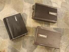 woofers & amplifiers