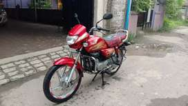 Hf deluxe only 18th month used brand new condition bike instant sell