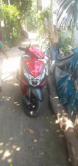 Honda Dio just bought in during puja