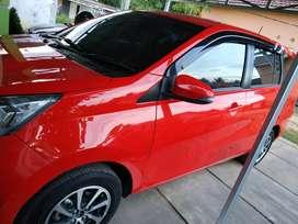 Daihatsu sigra tahun 2017 1.2 R M/T