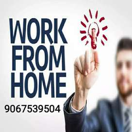 Required 120 urgent MF candidate/work from home