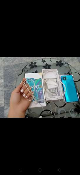 OPPO F17 Pro 8/128 2months used 10/10