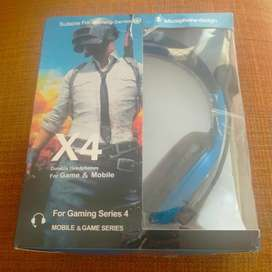 Headset Gaming PS4