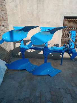 Rupees 57000 New fresh jaswant reversible mb plough