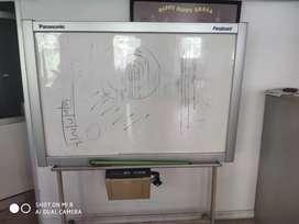 Papan white board merek panasonic