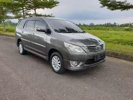 Toyota Innova V Luxury Bensin Automatic Super Istimewa