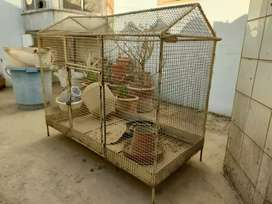 Birds Iron Cage for Sale