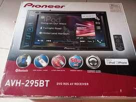 Tape Dual Din Pioneer AVH295BT