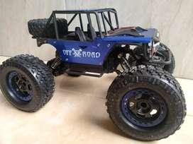 MOBIL REMOTE JENIS OFROAD 4WD