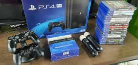 Sony ps4 pro 1tb gaming console